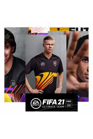 FIFA 21 Ultimate Team Pack (Код) [PS4]