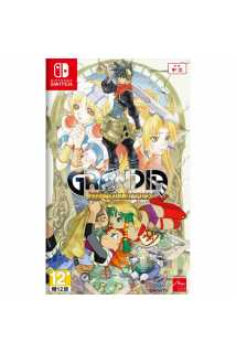 GRANDIA HD Collection [Switch]