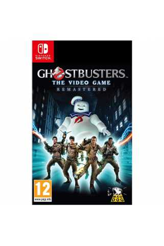 Ghostbusters: The Video Game Remastered [Switch]