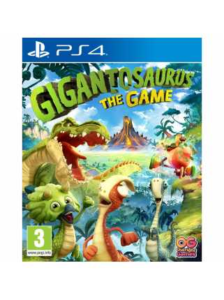 Gigantosaurus: The Game [PS4, русская версия]