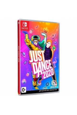 Just Dance 2020 [Switch, русская версия]