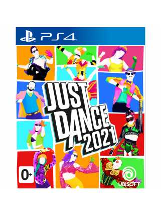 Just Dance 2021 [PS4, русская версия]