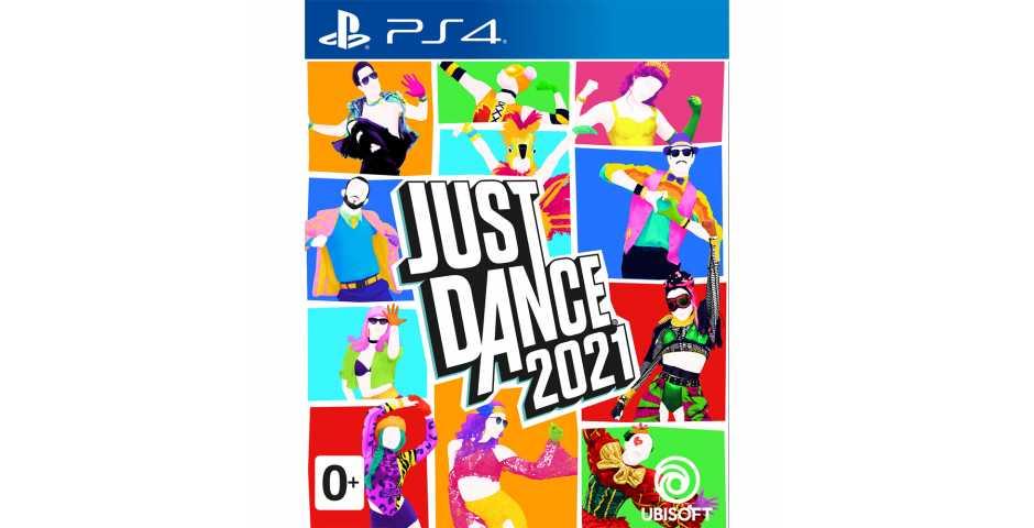 Just Dance 2021 [PS4, русская версия]