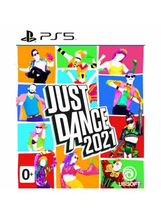 Just Dance 2021 [PS5, русская версия]