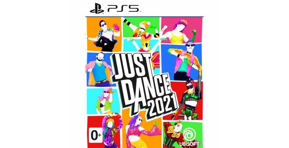 Just Dance 2021 [PS5, русская версия]