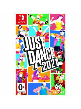 Just Dance 2021 [Switch, русская версия]