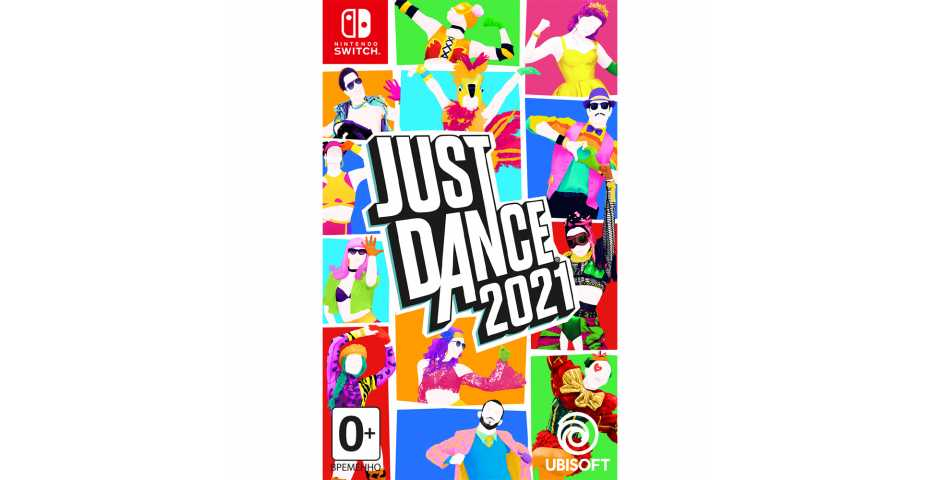 Just Dance 2021 [Switch, русская версия]