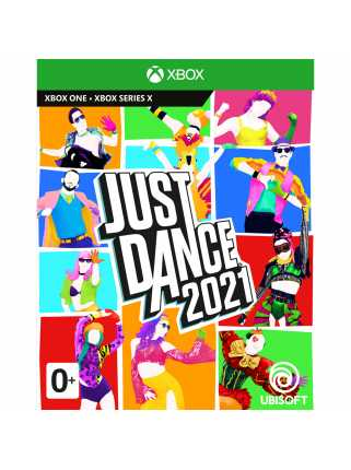 Just Dance 2021 [Xbox One, русская версия]