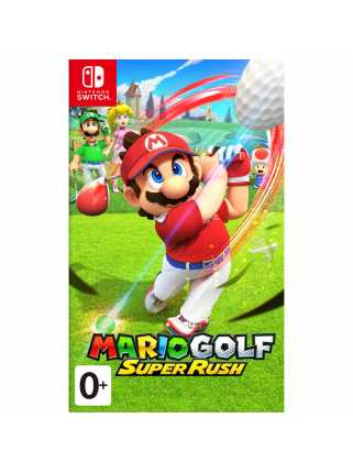 Mario Golf: Super Rush [Switch]