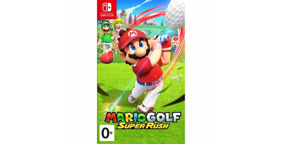 Mario Golf: Super Rush [Switch]