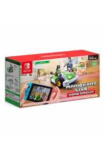 Mario Kart Live: Home Circuit (набор Luigi) [Switch]