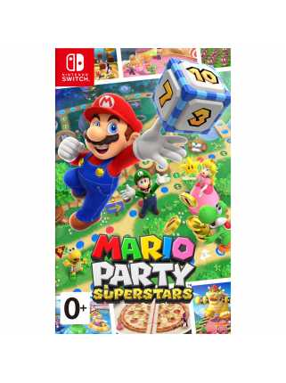 Mario Party Superstars [Switch]