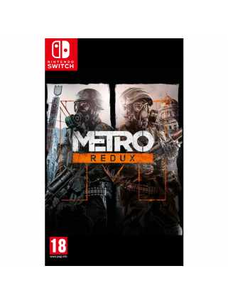 Metro Redux [Switch, русская версия]