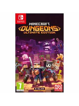 Minecraft Dungeons - Ultimate Edition [Switch]