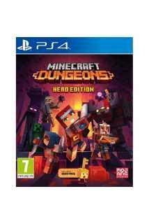 Minecraft Dungeons - Hero Edition [PS4]