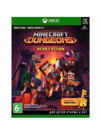 Minecraft Dungeons - Hero Edition [Xbox One]