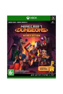 Minecraft Dungeons - Hero Edition [Xbox One/Xbox Series]