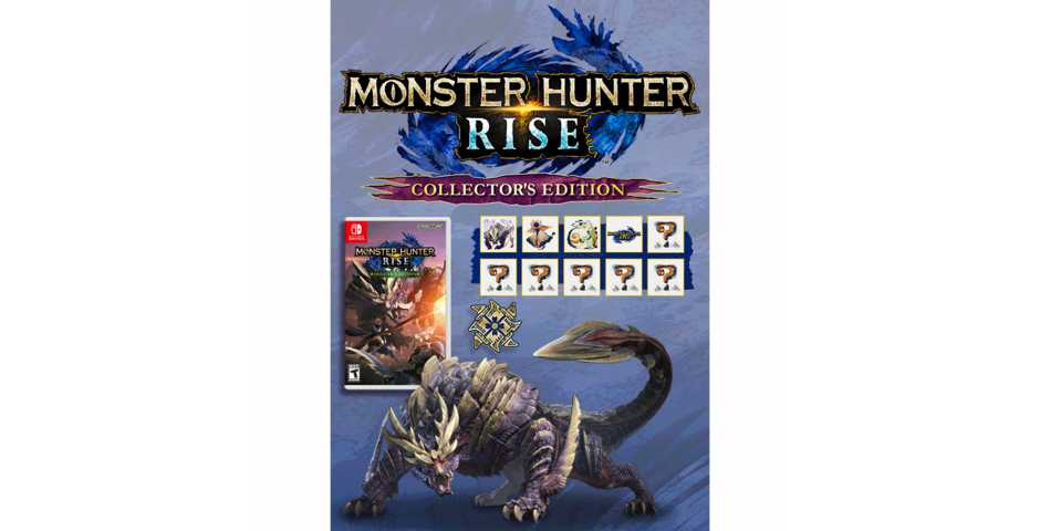 Monster Hunter Rise - Collector's Edition [Switch]