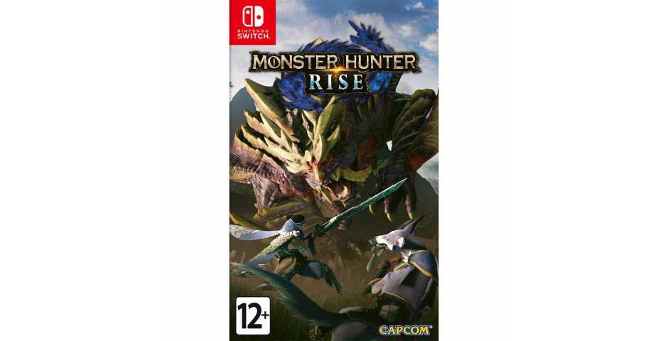 Monster Hunter Rise [Switch]
