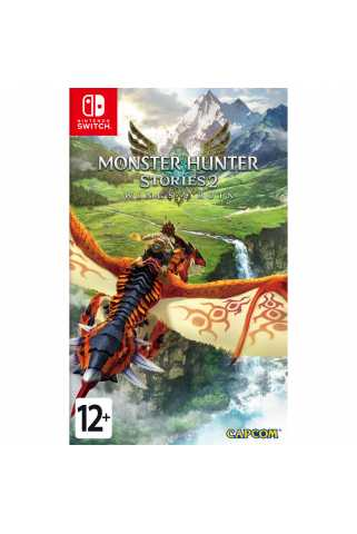 Monster Hunter Stories 2: Wings of Ruin [Switch]