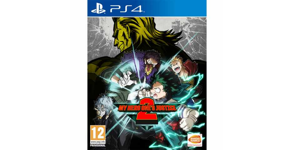 My Hero One's Justice 2 [PS4]