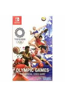 Olympic Games Tokyo 2020 - The Official Video Game [Switch]
