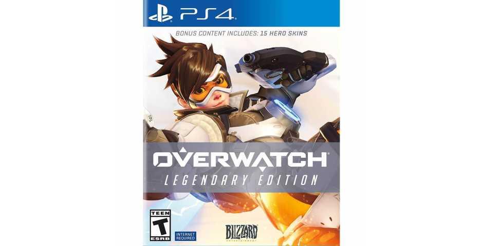 Overwatch Legendary Edition [PS4]