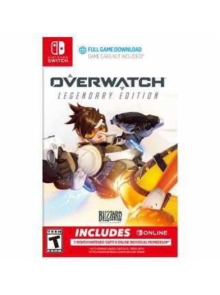 Overwatch Legendary Edition [Switch, русская версия]