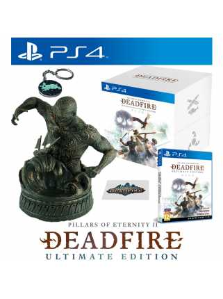 Pillars of Eternity II: Deadfire - Ultimate Collector's Edition [PS4]