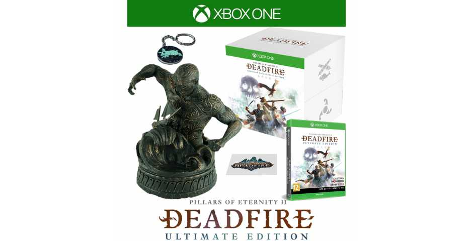 Pillars of Eternity II: Deadfire - Ultimate Collector's Edition [Xbox One]