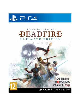Pillars of Eternity II: Deadfire - Ultimate Edition [PS4]