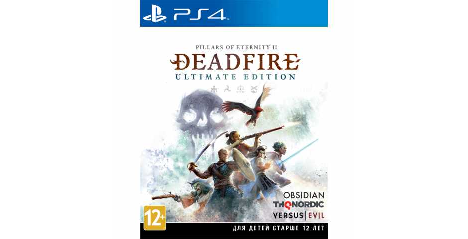 Pillars of Eternity II: Deadfire - Ultimate Edition [PS4]
