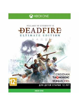 Pillars of Eternity II: Deadfire - Ultimate Edition [Xbox One]