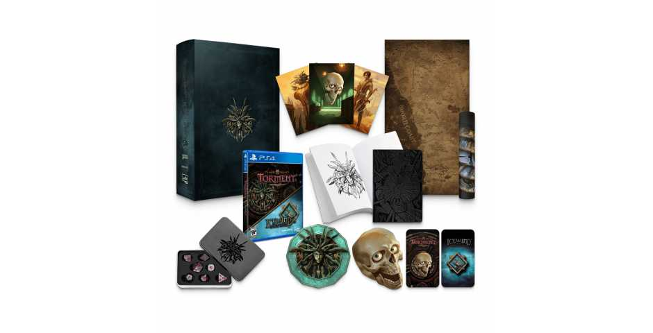Planescape: Torment & Icewind Dale: Enhanced Edition - Collector's Pack [PS4]