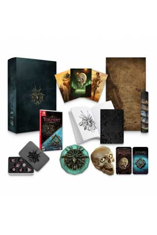 Planescape: Torment & Icewind Dale: Enhanced Edition - Collector's Pack [Switch]
