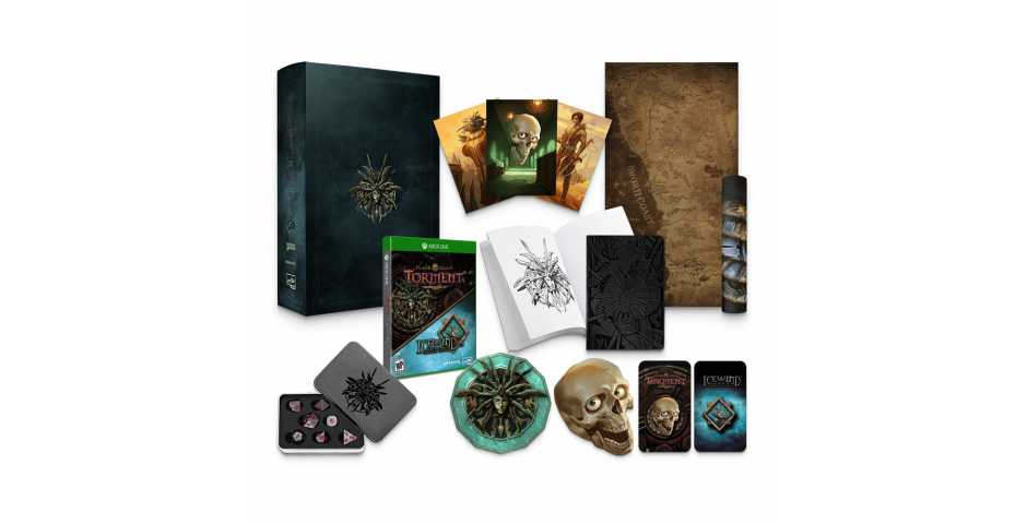 Planescape: Torment & Icewind Dale: Enhanced Edition - Collector's Pack [Xbox One]