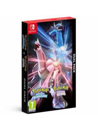 Pokemon Brilliant Diamond & Shining Pearl Dual Pack [Switch]