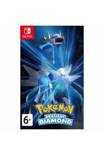 Pokemon Brilliant Diamond [Switch]