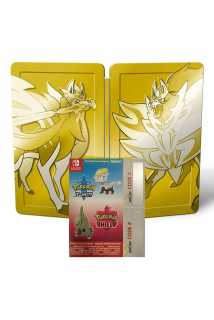 Pokemon Sword and Pokemon Shield Dual Pack (Без игр)