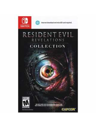 Resident Evil Revelations Collection [Switch]
