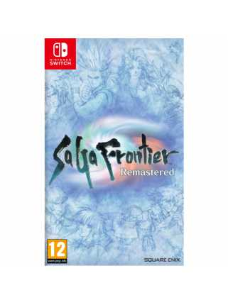 SaGa Frontier Remastered [Switch]