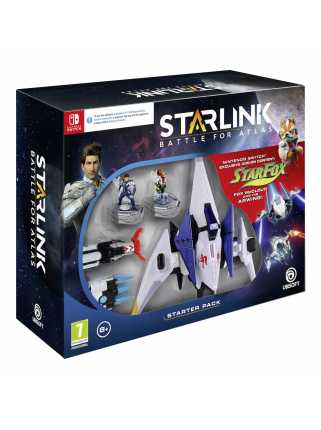 Starlink: Battle for Atlas (Стартовый набор) [Switch]