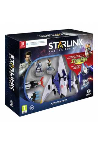 Starlink: Battle for Atlas (Стартовый набор) [Switch]