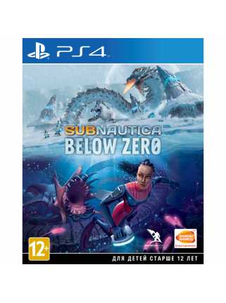 Subnautica: Below Zero [PS4]