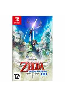 The Legend of Zelda: Skyward Sword HD [Switch, русская версия]