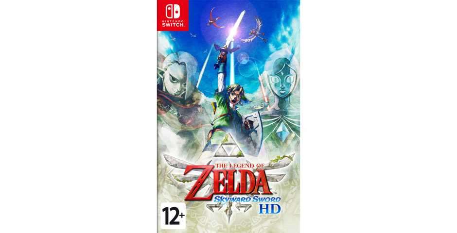 The Legend of Zelda: Skyward Sword HD [Switch, русская версия]