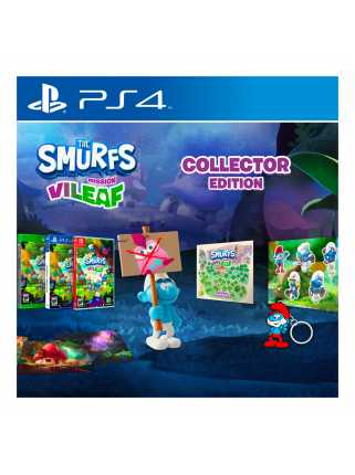 The Smurfs: Mission Vileaf - Collector Edition [PS4]