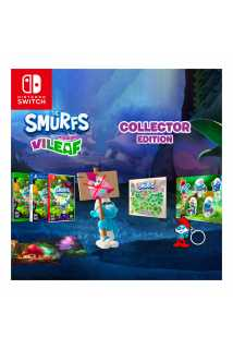 The Smurfs: Mission Vileaf - Collector Edition [Switch]