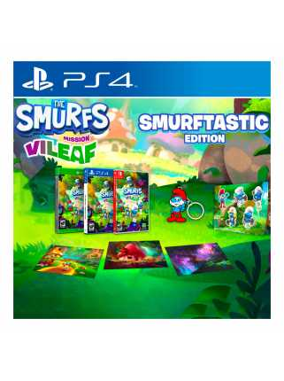 The Smurfs: Mission Vileaf - Smurftastic Edition [PS4]