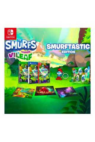 The Smurfs: Mission Vileaf - Smurftastic Edition [Switch]
